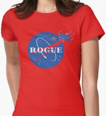 NASA Rogue Womens Fitted T-Shirt