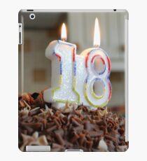 18th Birthday  iPad Case/Skin