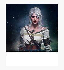 The Witcher 3: Ciri  Photographic Print
