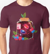 Crystal Jams - Garnet Unisex T-Shirt