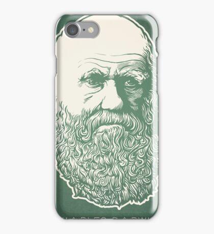 Charles Darwin iPhone Case/Skin