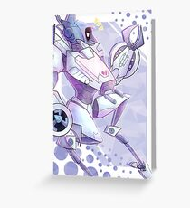 MTMTE - Whirl Greeting Card