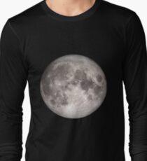 Moon BIG (see also: small) Long Sleeve T-Shirt