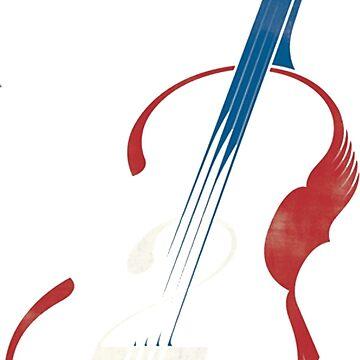 Violin by ishanbg