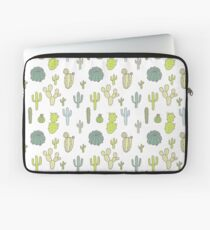 Cacti print Laptop Sleeve