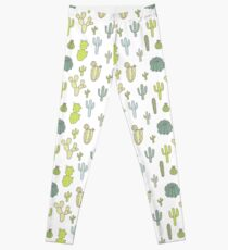 Cacti print Leggings