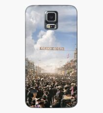 The Rex pageant, Mardi Gras Day, New Orleans, 1907 Colorized Case/Skin for Samsung Galaxy