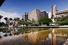 Downtown Honolulu by Alex Preiss