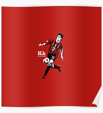K is for Kaka Poster