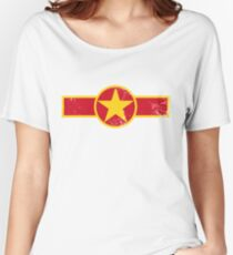 Military Roundels - Vientam Airforce Women's Relaxed Fit T-Shirt