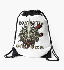 Monster Hunter  Drawstring Bag