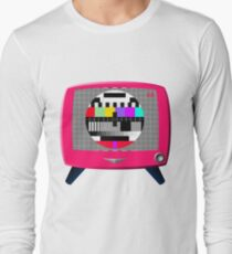Mister TV Long Sleeve T-Shirt