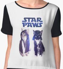 Star Wars Cats Chiffon Top