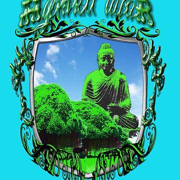 Buddha by djhypnotixx
