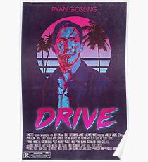 Filmplakat fahren Poster