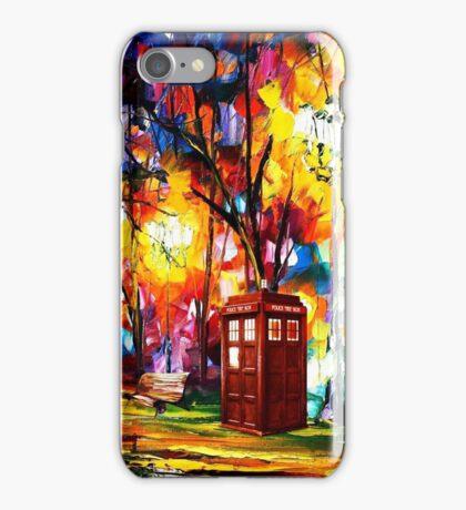 Tardis Dr Who iPhone Case/Skin