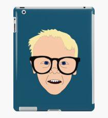 Dork remix iPad Case/Skin