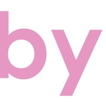 babygirl rosa de HustlerJauregui