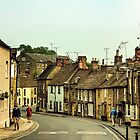 Tetbury In The Cotswolds by wallarooimages