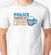POLICE powered by Coffee T-Shirt