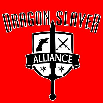 Dragon Slayer Alliance by evannewman