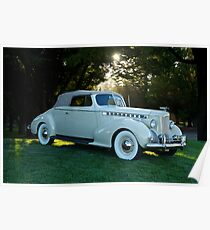 1930's Packard Convertible Coupe Poster