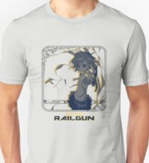 Shots Fired Railgun Unisex T-Shirt