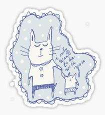 I Only Want To Be With You Sticker