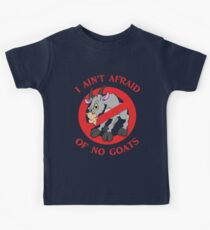 GOATBUSTERS Kids Clothes
