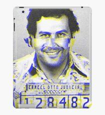 Pablo Escobar GLITCH iPad Case/Skin