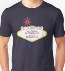 What Happens in Terminus...2 - The Walking Dead T-Shirt