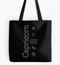 Bolsa de tela Capricorn/Saturn Talisman