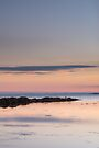 Maidens at dawn, Ayrshire, Scotland by Cliff Williams