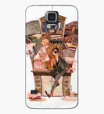 bookshop Case/Skin for Samsung Galaxy