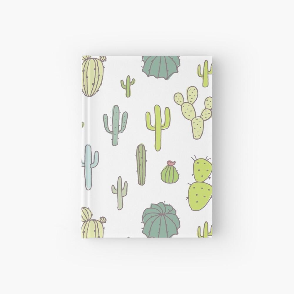 Cacti print Hardcover Journal