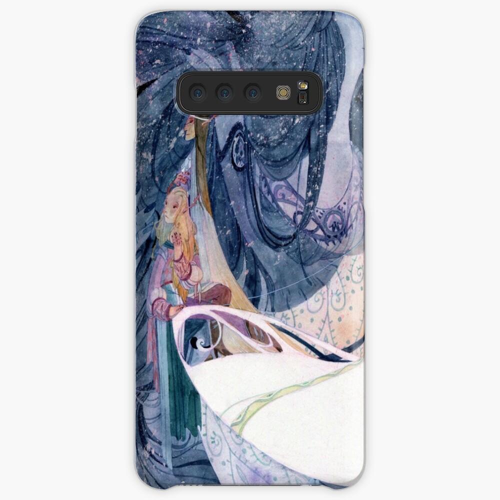 Nachthimmel Hüllen & Klebefolien für Samsung Galaxy