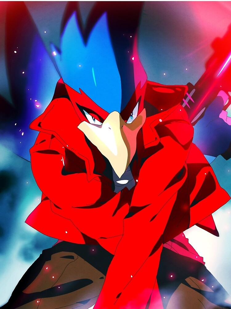 MELEE   Falco - Red by moxie2d