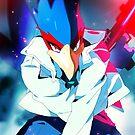 MELEE | Falco - Blue by moxie2d