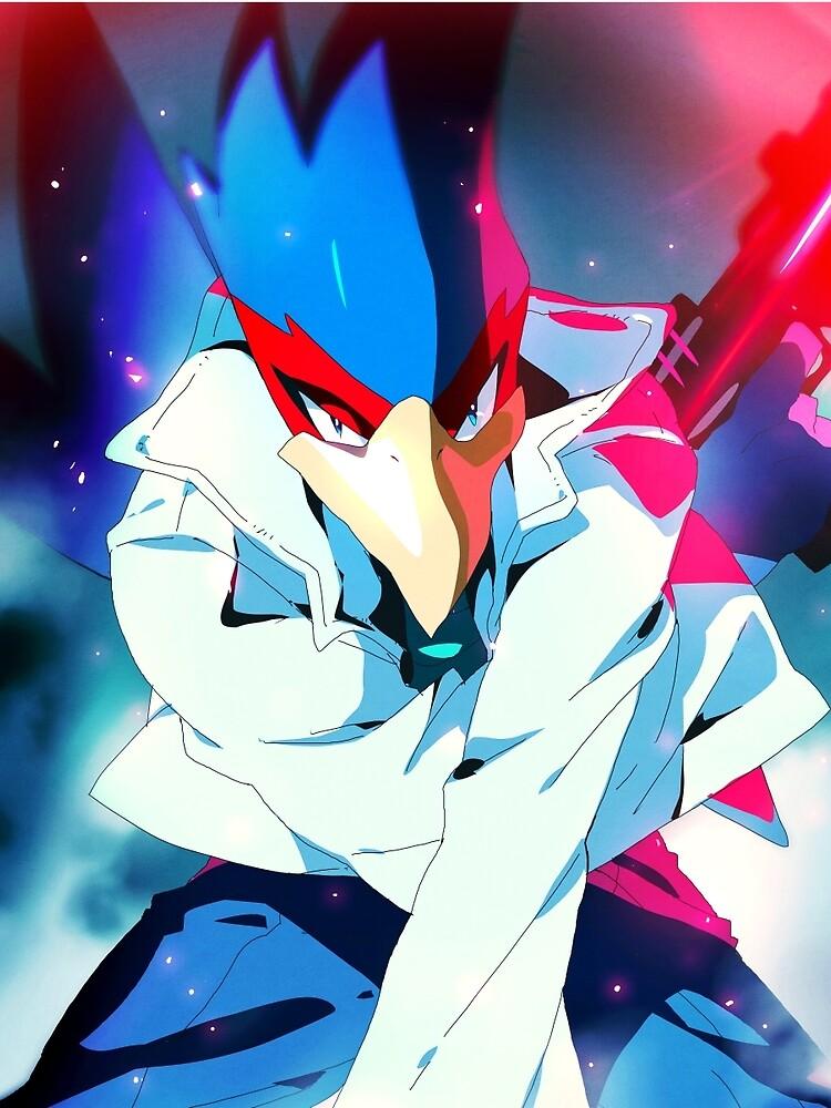 MELEE   Falco - Blue by moxie2d