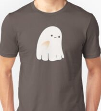 Sad ghost Unisex T-Shirt