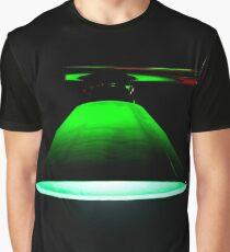 Pool Hall Lampshade Graphic T-Shirt