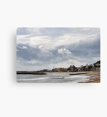 Lyme Today Canvas Print