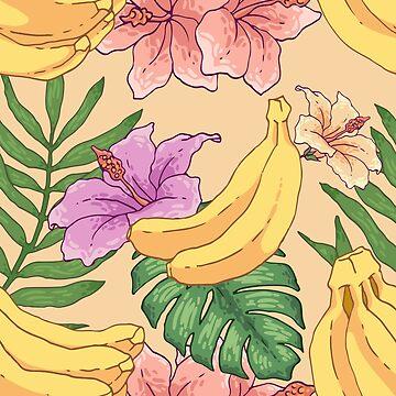 Banana by Zhivova