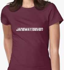 Janeway/Seven Women's Fitted T-Shirt