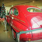*Beautiful red Car (Mercury) on display at RACV - Torquay, Vic. Aust. by EdsMum