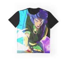 MELEE | Marth - Green Graphic T-Shirt