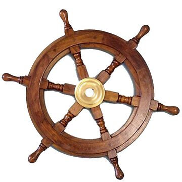 Ship Wheel by ishanbg