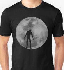 Zombie Moon Slim Fit T-Shirt