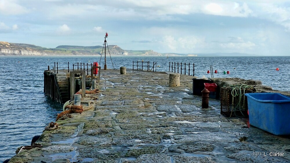The Cobb as in The French lieutenant's woman by lynn carter