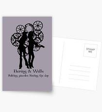 Bering & Wells  Postcards